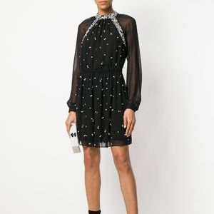 MICHAEL KORS embellished dress - XS